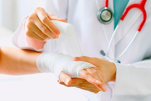 Повязки для лечения ран