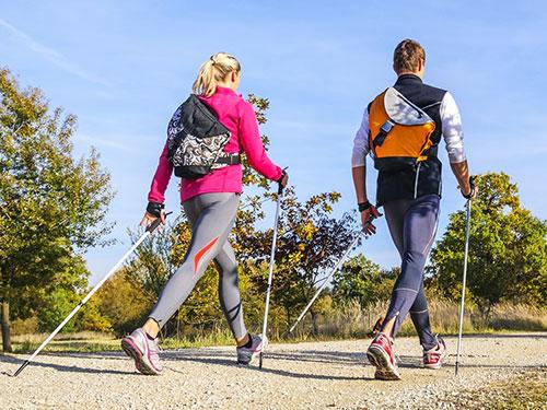 Насадки для палок для скандинавской ходьбы