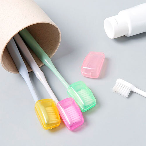 Одноразовые зубные щетки