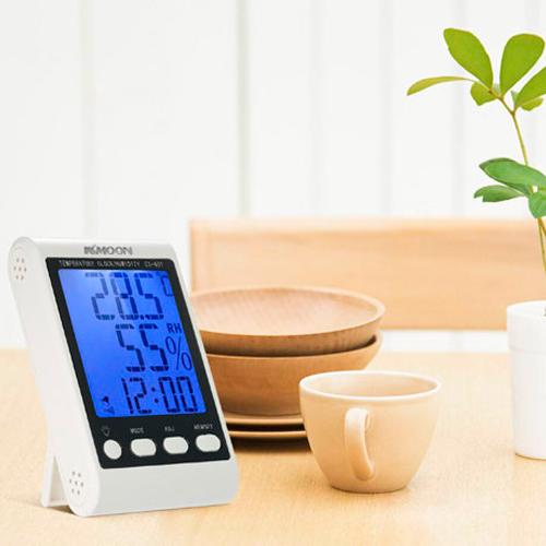 Комнатный измеритель влажности и температуры воздуха